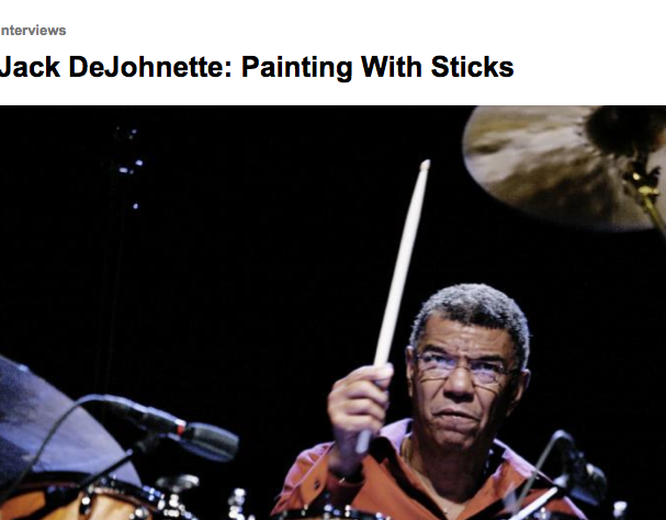 Painting With Sticks