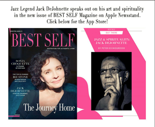 New Issue: Best Self