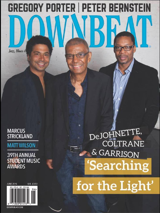 Jack DeJohnette: Downbeat June's Issue