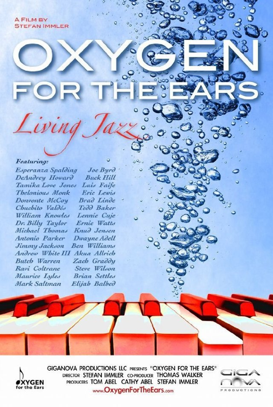 Oxygen for the Ears: Living Jazz