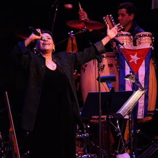Omara Portuondo USA Autumn Tour