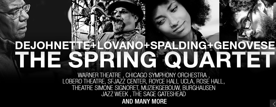 The Spring Quartet on tour