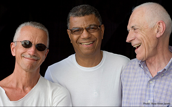 Keith Jarret Trio en Asia